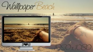 Wallpaper beach by oOILOVESONGOo