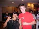 Jimmy and Rey Mysterio Jr. by BogsKid2