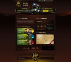 Paintball Zero Team by Frozz