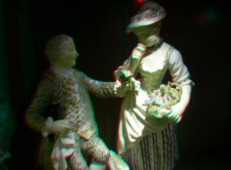 Rome 29 3D Anaglyph by yellowishhaze