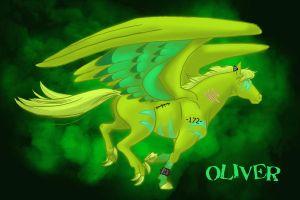 Draycorn Oliver by DragonsFlameMagic