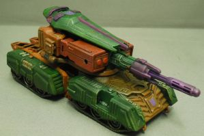 Classics Bludgeon 3 Tank by Shinobitron