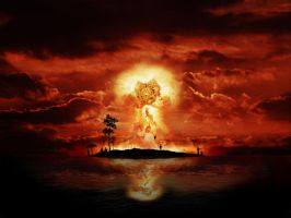 ExplosionNuclear by linkingeek