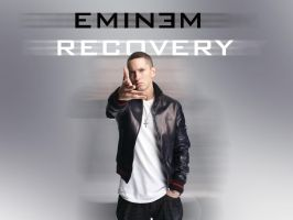 Eminem Recovery Wall by gSousa09