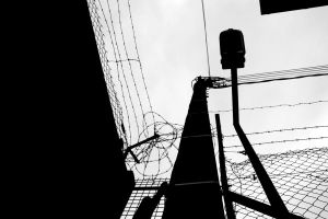 Barbed Wire by MelanColli