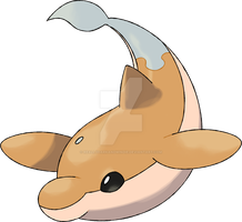 095.Dolphlame by ReallyDarkandWindie