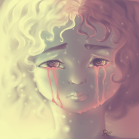 [Palette challenge Day 2] When summer leaves by Vallentiny