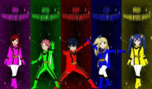 Fairy Tail Mystic Force for Pmaster77 by rangeranime