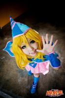 Dark magician girl by ShineUeki33