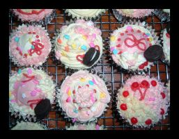 Sweet Deco Cupcakes 2 by Missi-Moonshine
