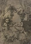 Hopeless, Maine-The Gathering cover, pencils by CopperAge