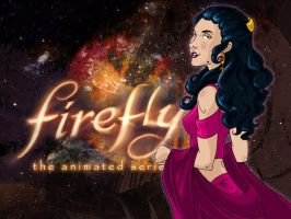 Firefly the Animation: Inara by Firefly-Fans