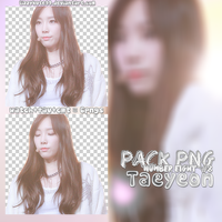 [PACK PNG#8] - Kim Taeyeon by lizzykute99