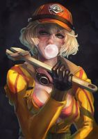 Cindy by MonoriRogue