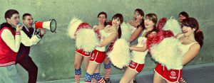 Pom pom girl Glee ! by smj38