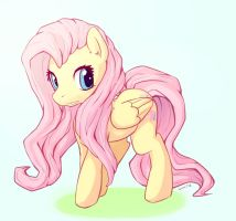 Fluttershy by caninelove