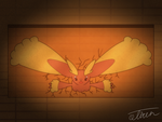 Trapped Lopunny by ioliten