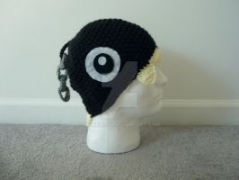 Mario Chain Chomp hat by AAMurray