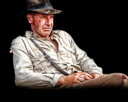 Indiana Jones by donvito62