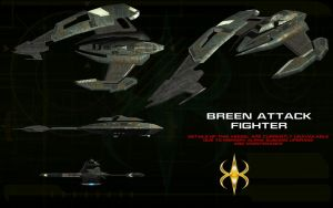 Breen Attack Fighter ortho by unusualsuspex