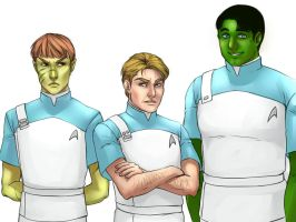 Sickbay Boys by Merokosart