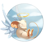 Transformice Elise Dock Icon (1024 x 1024) by iloveaboy2