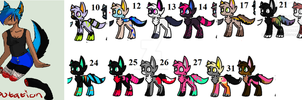 Left Over Adopts *Urgent* by turntechSilence