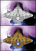 Tardis type 40 details by Time-Lord-Rassilon