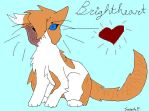 Brightheart by Insanityespeon