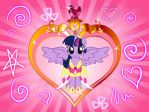 Princess Twilight Sparkle by Princess-Whatever