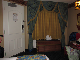 resort Room Drapes 2 by WDWParksGal-Stock
