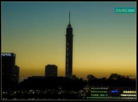 Cairo Tower by hany4go10