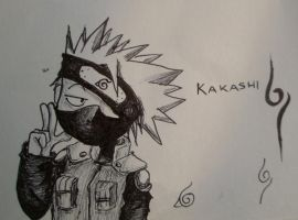 Kakashi by collective-soul