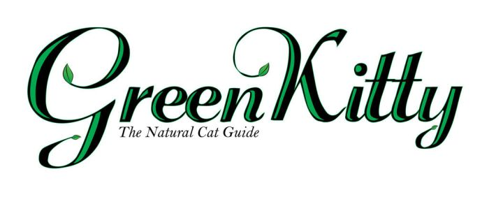 Green Kitty Logo by EmmaL27