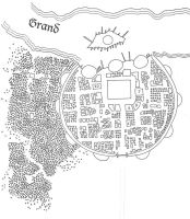 Fantasy City Map by ronaldbkg