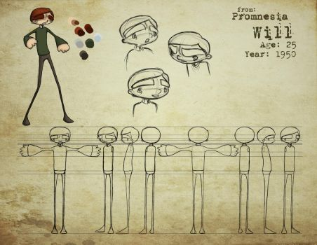 Will Character Sheet by dazednotconfused