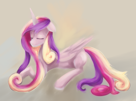 Crappy Cadence Painting by Nalenthi