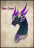 Anima Cards - Omega by Ryhaal