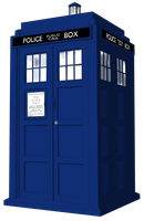 TARDIS by BlackySmith