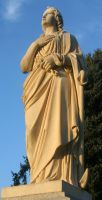 Fairmount Cemetery 63 by Falln-Stock