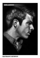 Zachary Quinto 3 by FairyARTos
