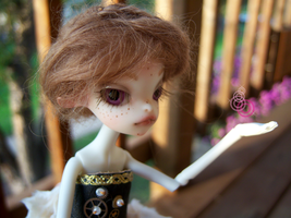 Ada's faceup by napoleondolls