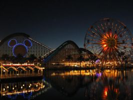 Disney California Adventure by undiscovered-x