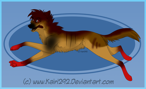 Wolf or Dog adoptable 3 CLOSED by chepiis-pointadopts