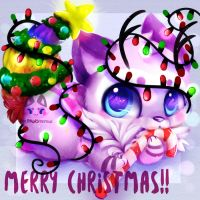 :Merry Christmas: by PrePAWSterous