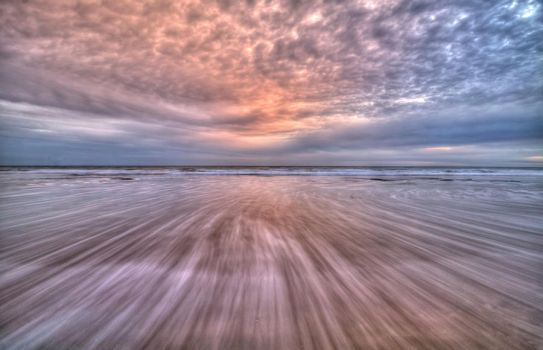 Getting my toes wet HDR by daniellepowell82