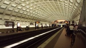 WMATA Station by CageyJay