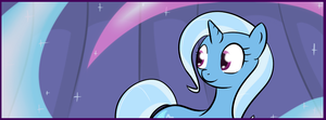 Random Trixie Banner Thingy by TheParagon