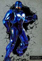 Robocop by Real-Warner