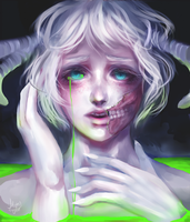 Toxic tears by kittysophie